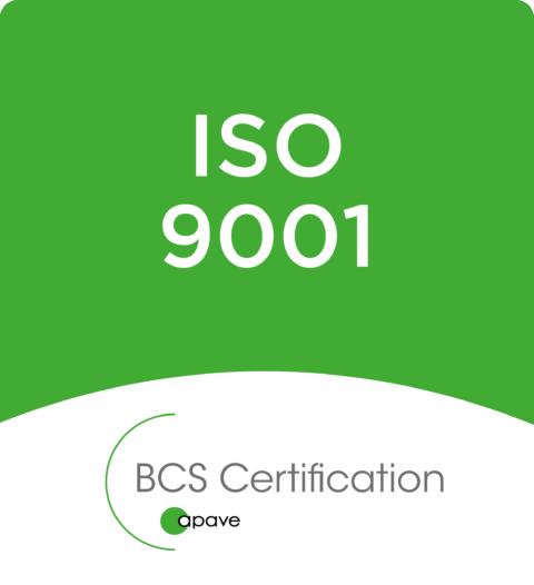 RD BRUN certificat qualité - ISO9001 version 2015