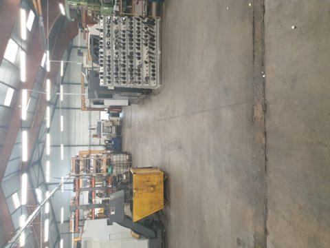 Atelier de mécanique générale en Haute Loire propre